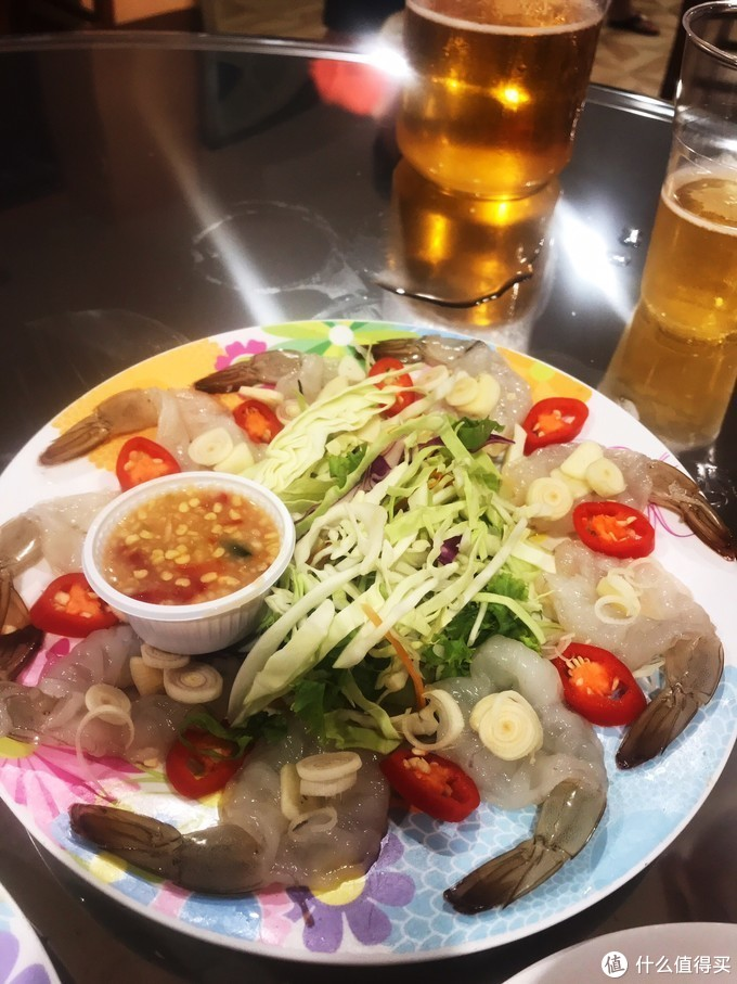 泰国口味生虾