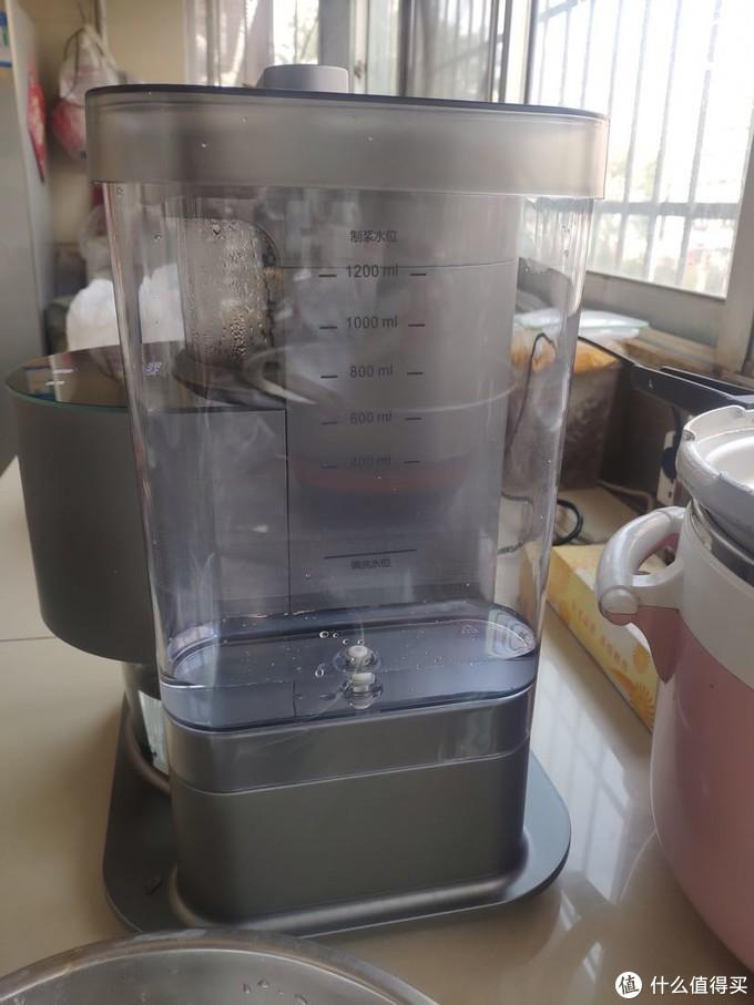 九阳豆浆机Y88蒸汽豆浆测评