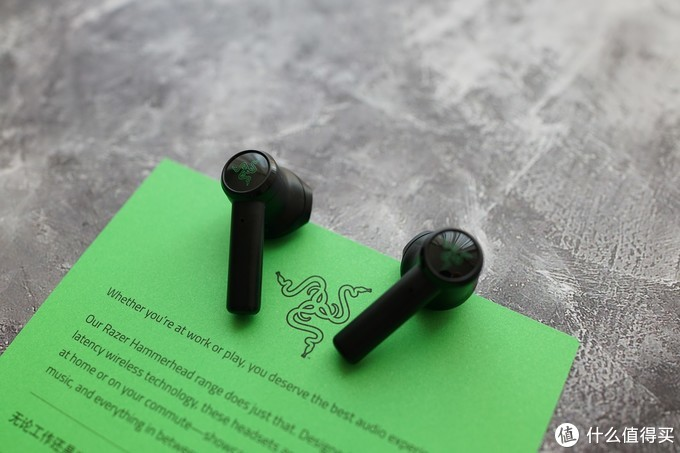 无约束才尽兴听——雷蛇战锤狂鲨真无线耳机体验分享