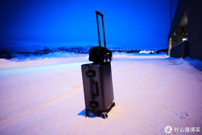 我带过地平线箱子去冰天雪地的挪威,质量没在怕的