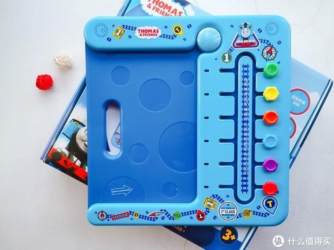 托马斯逻辑训练板,给孩子做正确的数学启蒙教育