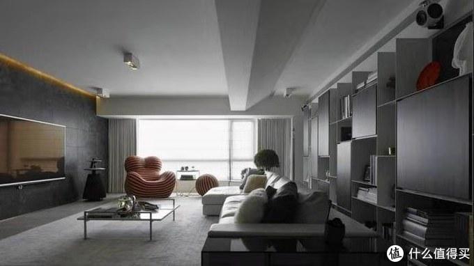 现代风格老房改造大换新晒图