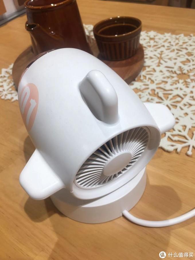 冬天保暖利器【西蚁桌面暖风机】