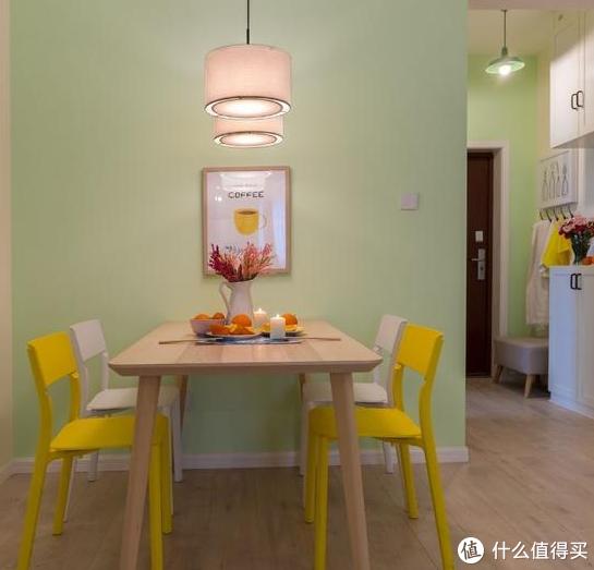 无吊顶,不要石膏线,三室绿意家,120平米新房这样装修才有品味