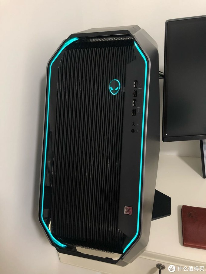 外星人台式机Alienware Area-5开箱