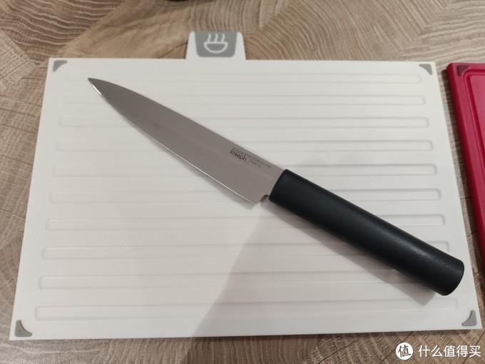 双十一神价入手 Joseph Joseph 带刀菜板