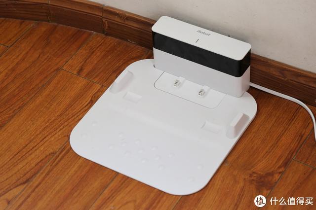 有了扫地机为啥还要拖地机?iRobot m6擦地机使用体验