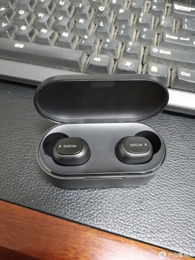 可能是站内首发,QCY T1X真无线蓝牙耳机开箱
