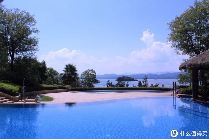 打卡千岛湖绿城蓝湾度假酒店,错峰出行享一线湖景,更有亲子度假新体验