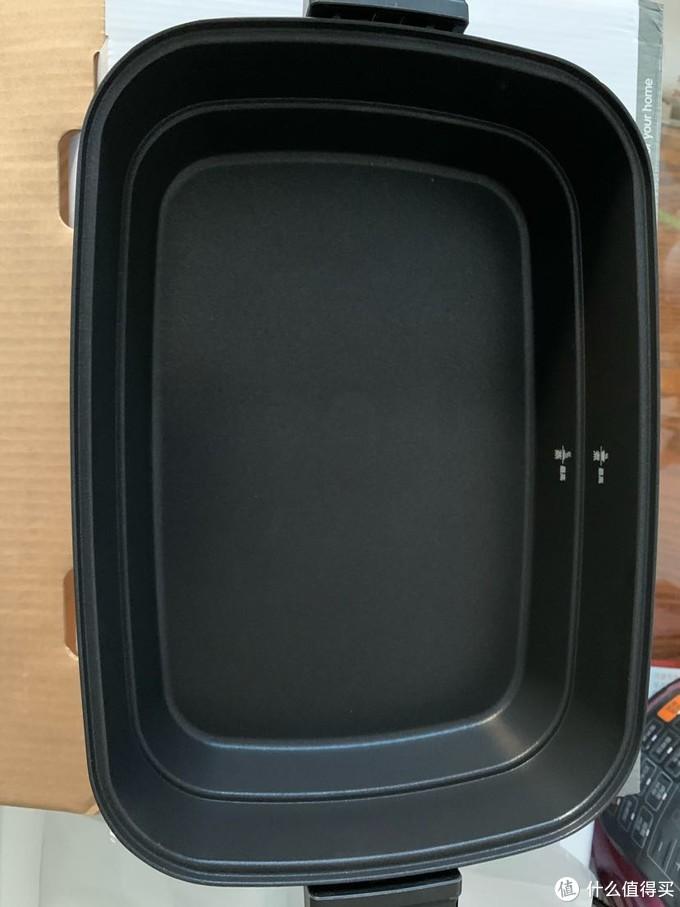 第四层是深煮锅,可以煮汤或者用作火锅容器