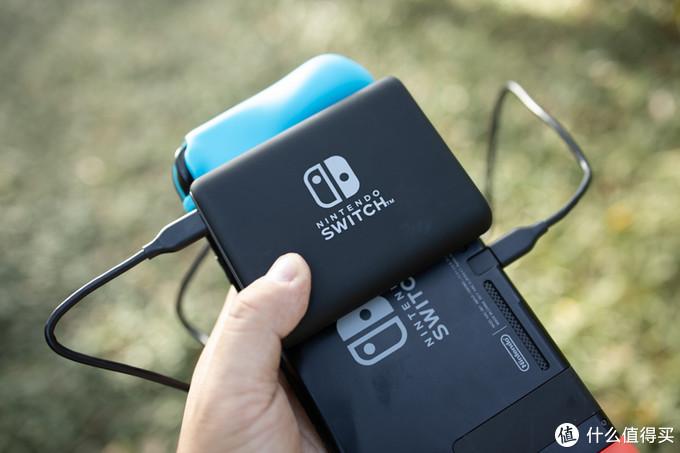 此乃信仰的证明!任天堂switch官方认证ANKER充电宝