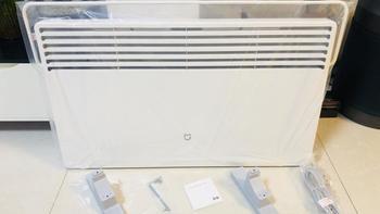 小米米家智能电暖器评测居浴两用,可联动小爱音箱(安装|操作面板|远程监控|制热)