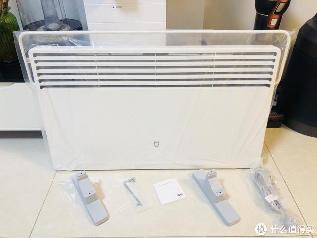 来自小爱同学的温暖 -- 小米(MI)米家智能电暖器