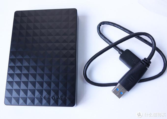 希捷 5TB 新睿翼 2.5英寸 移动硬盘 开箱与测试