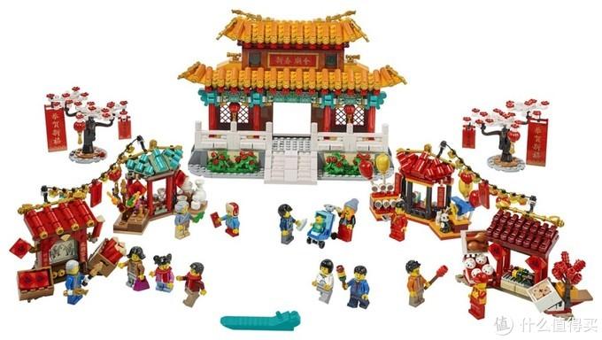 庙会中包含了14个人仔,其中有一个小婴儿,
