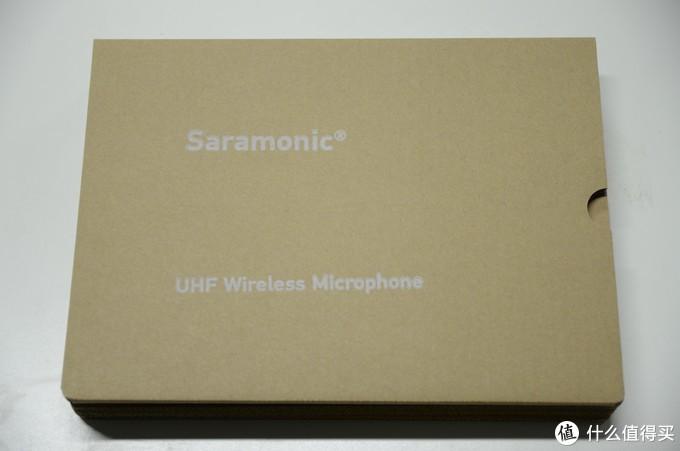 Saramonic UwMic9 TX9+TX9+RX9 一拖二无线领夹式麦克风