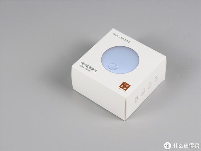 「超逸酷玩」这款GF便携式香薰机还设计有定时关机功能