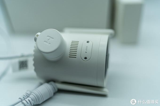 看家小能手-小白智能摄像机户外云台版评测