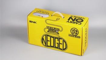 SNK NEOGEO游戏控制器摇杆测评怎么样(按键|Type-C接口|模式|设置)