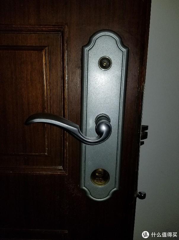 三星SHP-H30智能门锁购买记