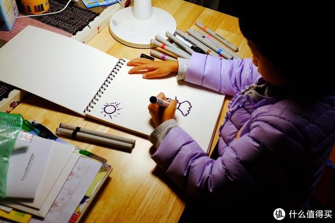 陪孩子一起学习的书桌——Sunny摩登全实木书桌椅