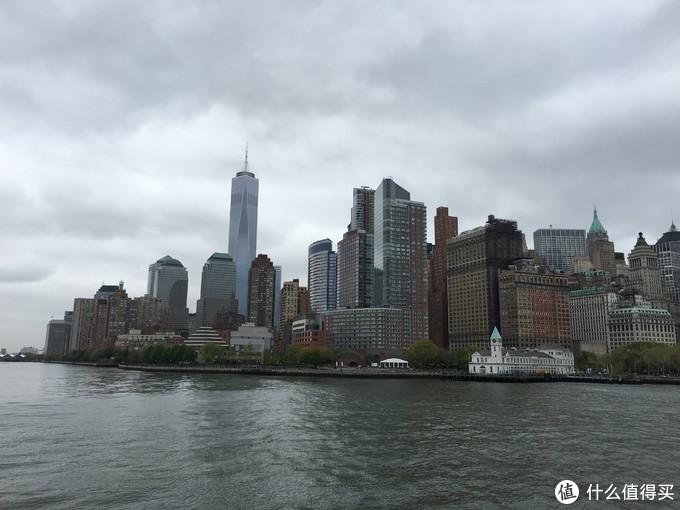 纽约繁华如斯——女神,我来了