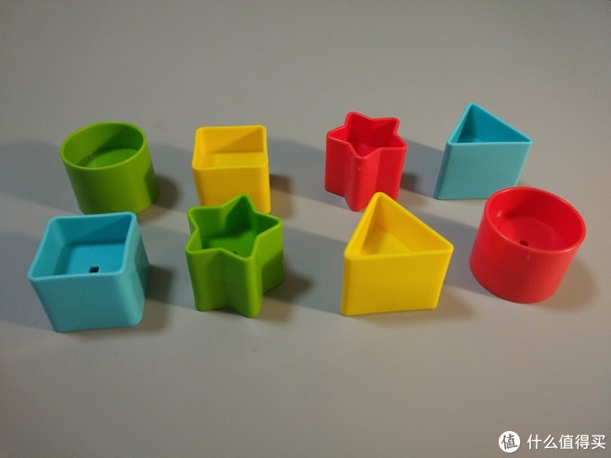 费雪(Fisher-Price) 六面盒CMY28+彩虹套圈 N8248