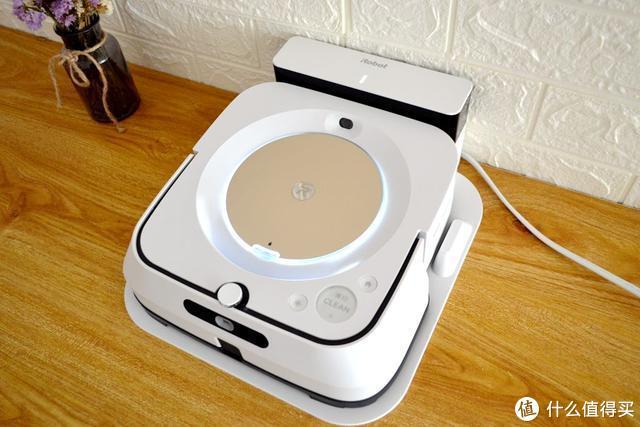 篇一:智能家居:扫地拖地就该分开干!专业的iRobot擦地机器人!用了再也不想碰拖把了!