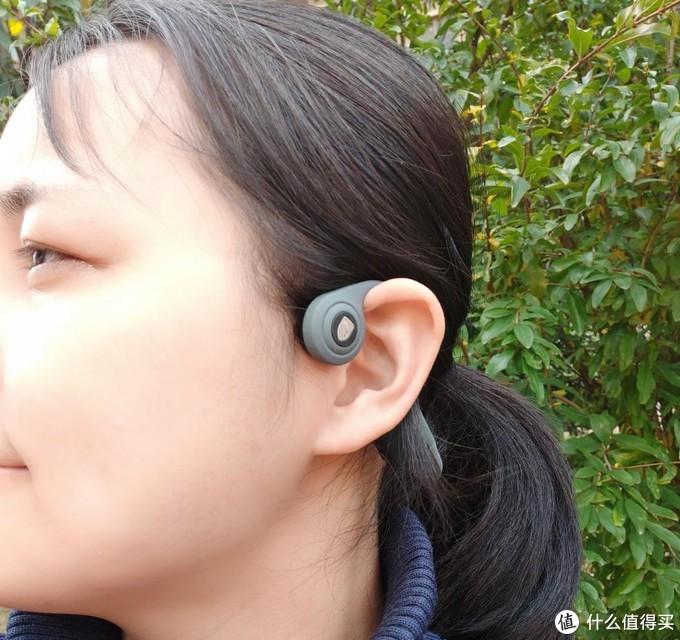 """运动中也能享受到""""耳""""的放松——南卡Runner骨传导耳机"""