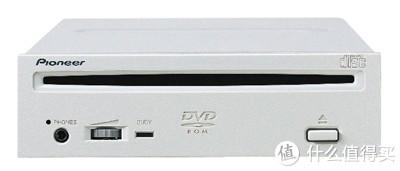 先锋SA121 16X 吸盘式DVD
