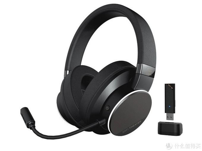 低延迟、Super X-Fi全像技术:Creative 创新 发布 SXFI Theater 顶级无线耳机