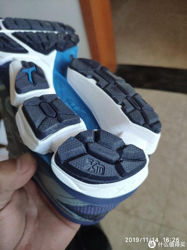 蜈蚣精的自我修养2- 两百块的美津浓顶级跑鞋Horizon 3 开箱