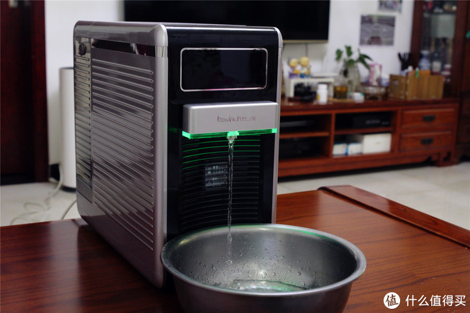 花3000元买一台免安装净水器值吗?碧云泉G7净饮机评测