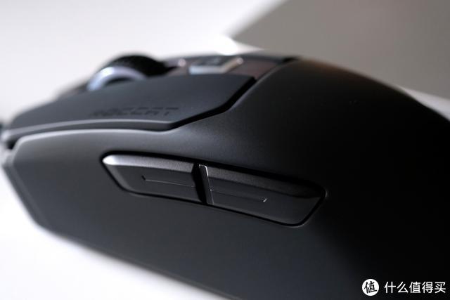 泰坦微动的科技魅力,德国冰豹卡宴Kain120 AIMO电竞游戏鼠标