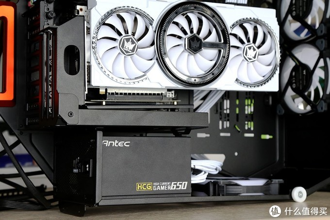 2080Super HOF10周年纪念版显卡配骨伽征服者2代机箱装机实测