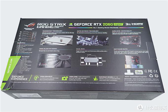 ROG Strix RTX 2060S O8G双十一拔草尝鲜记,用了这张卡,忘了2070吧
