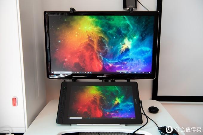 接近真实的纸笔绘画:绘王(HUION)Kamvas Pro 16手绘屏使用体验