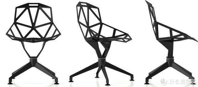 经典款设计师椅子:一号椅子Chair One和W.W. Stool