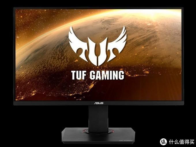 色彩媲美专业屏:ASUS 华硕 发布 TUF GAMING VG289Q 电竞屏