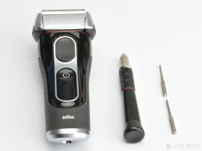 博朗 5系 5090 剃须刀拆解换电池说明书