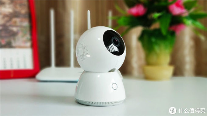 万物互联篇二 AI智能联动侦测 强光不过曝 逆光也清晰 米家小白智能摄像机增强版体验