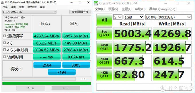 打破传统固态硬盘的速度壁垒!XPG S50 PCIE 4.0评测