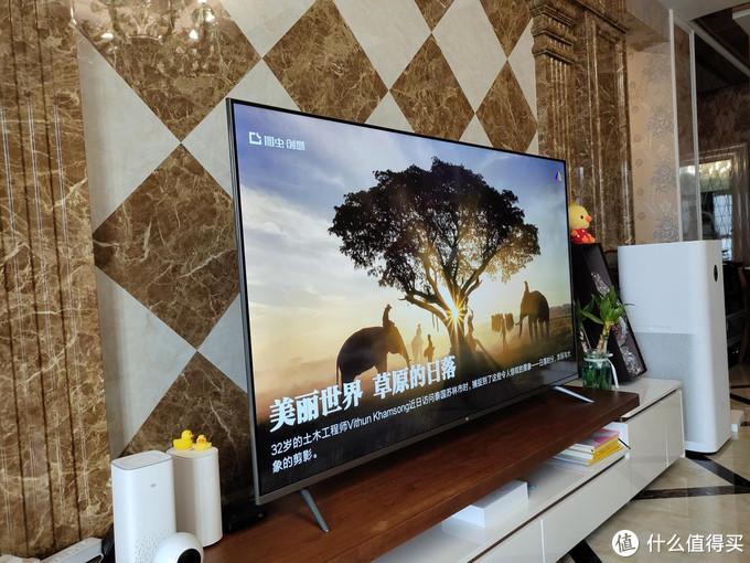 跨时代8K超高清体验 小米全面屏电视Pro这肌肉秀的太强悍!