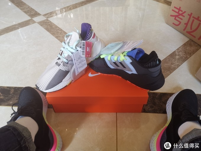 这几双鞋子我都有,但奈何价格太美丽了,还是要买买买