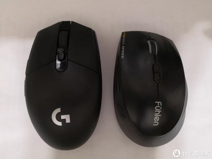 没搞大肚子的鼠标都不是好鼠标 罗技G304
