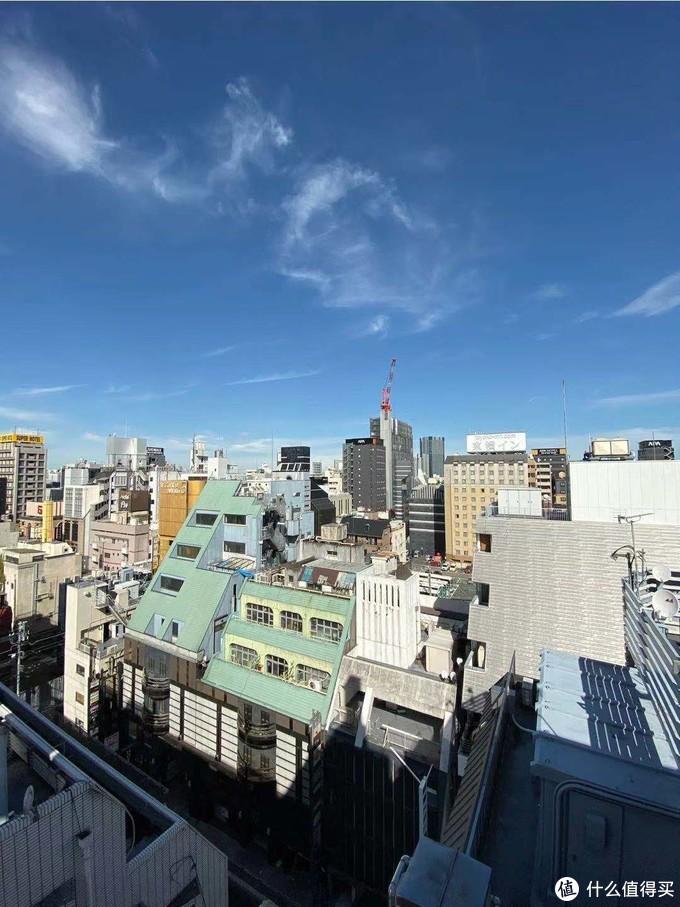 日本--新宿 室外环境 f16