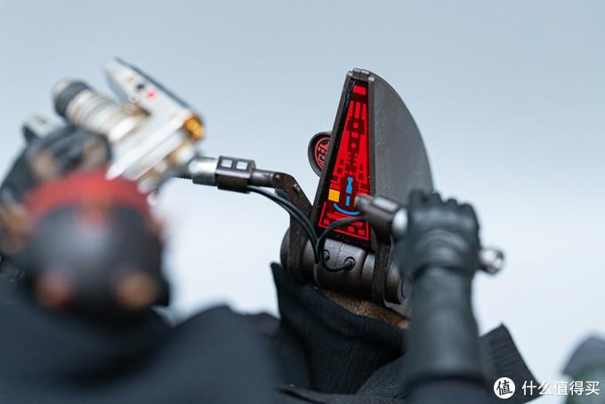 最帅气的星战反派,Hot Toys DX17 达斯•摩尔开箱