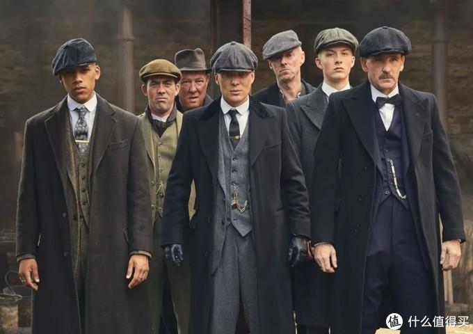 熟记穿衣基本法,英剧《浴血黑帮》里的暴力党比绅士更绅士
