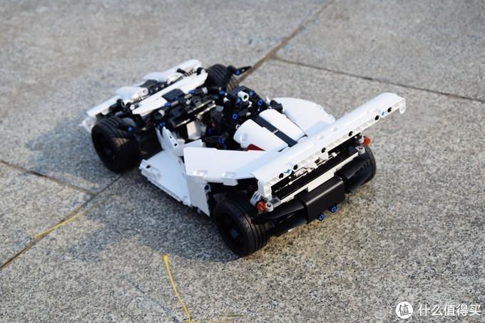 小米智能积木新品,公路赛车上手,智能遥控,还原真实赛车体验