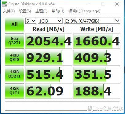 512G、439元!简析奥睿科M.2 NVME固态硬盘使用体验